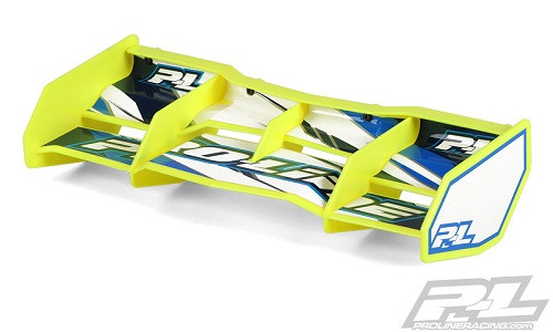 Proline 1/8 Buggy Flügel Proline Trifecta -gelb -
