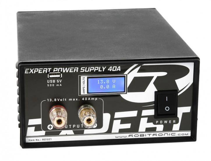 Expert Schaltnetzteil 40A mit LCD & USB