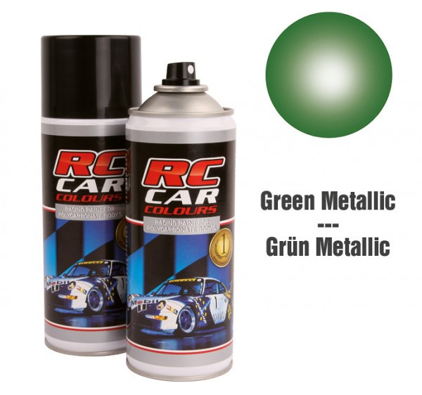 Lexan Spray Metallic Grün Nr 934 150ml