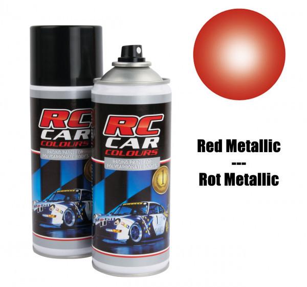 Lexan Spray Metallic Rot Nr 937 150ml Ghiant
