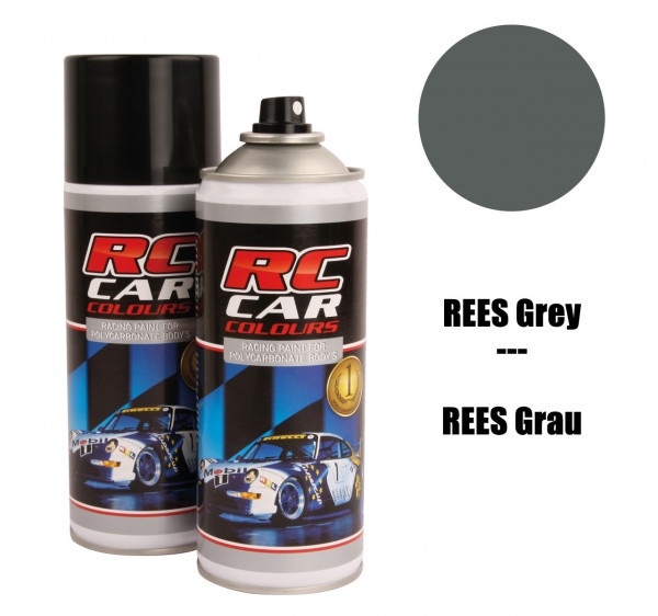 Lexan Spray Grau 150 ml