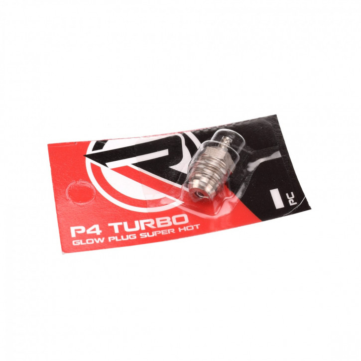 RUDDOG P4 Turbo Glow Plug (Super Hot) 12pcs