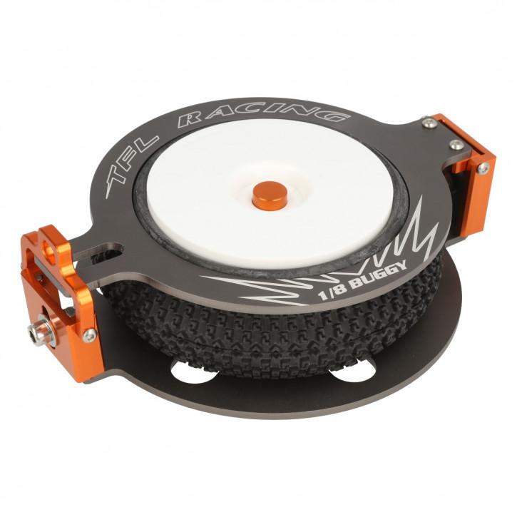 TFL Reifenklebevorrichtung für 1/8 Reifen