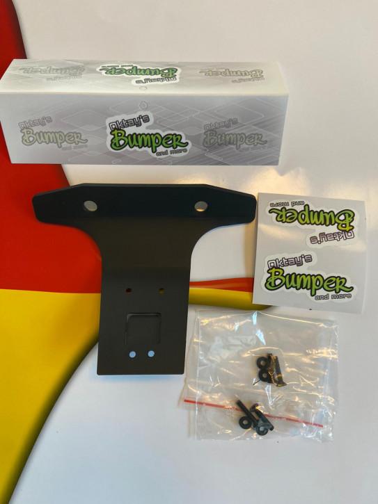 Oktay Bumper Tekno ET48 2.0 - 4mm/schwarz