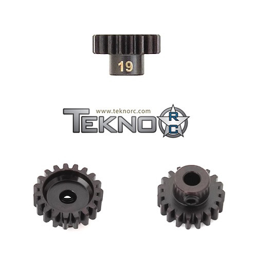 TKR4179 – M5 Pinion Gear (19t, MOD1, 5mm bore, M5 set screw)
