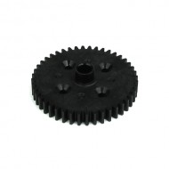 TKR5237k-Spu Gear (44T,black,Kunststoff)