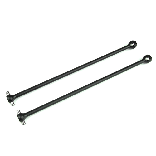 TKR5472-Driveshafts (front/rear, hardened steel, 2pcs, ET48, NT48)