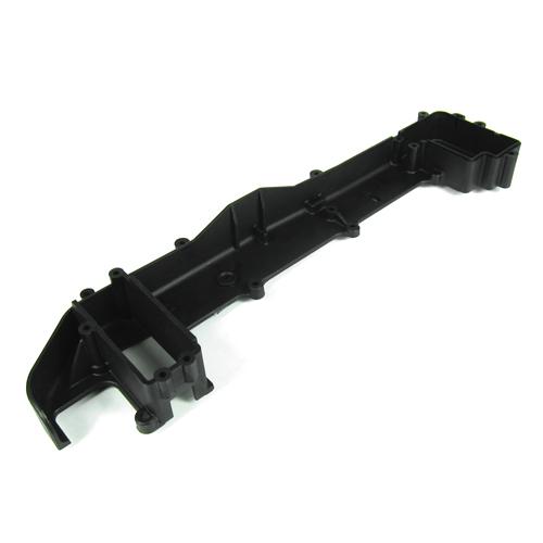 TKR5511-Radio Tray, Mud Guard (w/nerf bar mounts, right side)