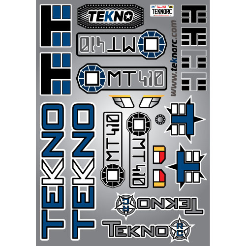TKR5618-Decal Sheet (MT410)