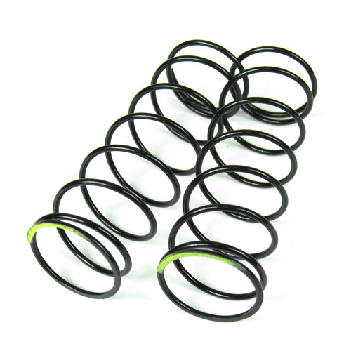 TKR6037-Shock Spring Set (front, 1.5×8.0T, 70mm, yellow)