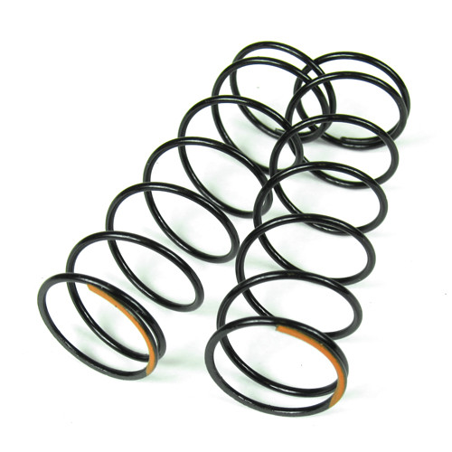 TKR6038-Shock Spring Set (front, 1.5×7.5T, 70mm, orange)