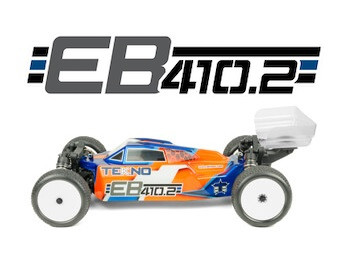 TEKNO EB410.2 1/10 4 WD Racing Buggy