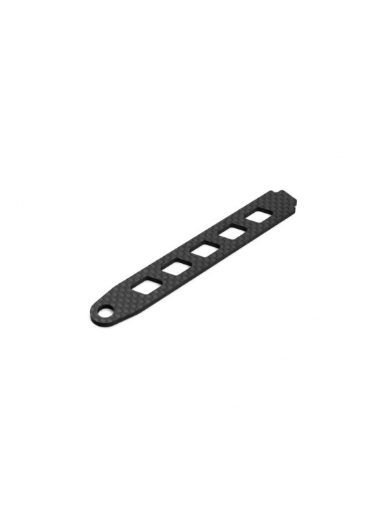 TKR6503C-Battery Strap (carbon fiber, EB410)