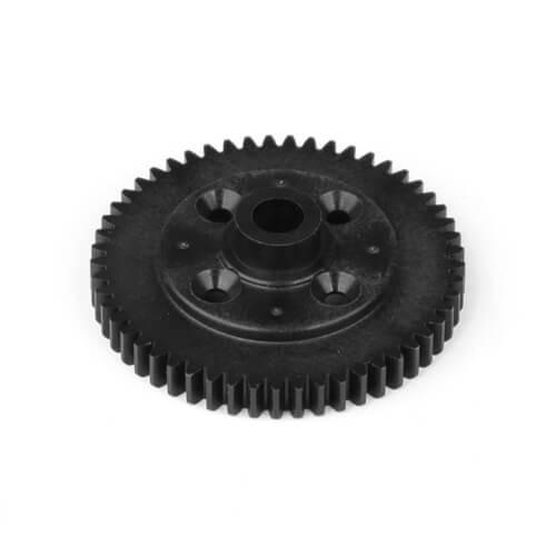 TKR7253-Spur Gear (53t, 32 pitch, composite, black, EB/ET410)