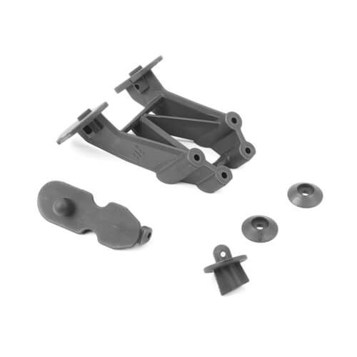 TKR9181T-all Wing Mount (w/ buggy body mounts, 2.0)