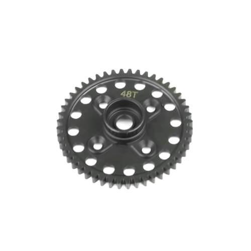 TKR9415-Spur Gear (48t, steel, CNC, lightened, NB/NT 2.0)