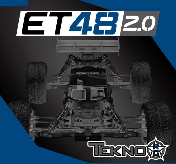 Tekno ET48 2.0 COMPETITION ELECTRIC TRUGGY KIT
