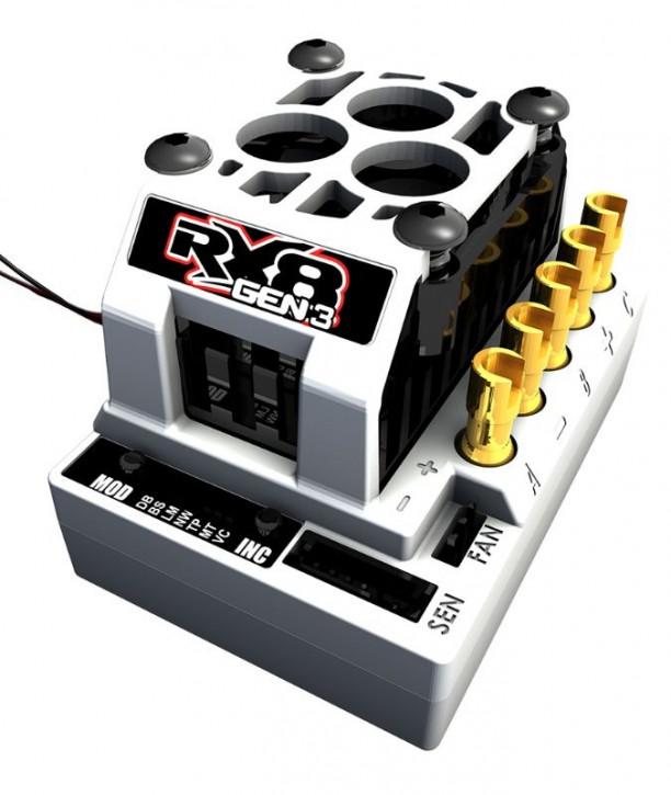 Tekin Rx8 gen3 BL Sensored/Sensorless 1/8 ESC