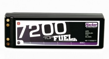 Hacker Top Fuel 7200mAh 2S