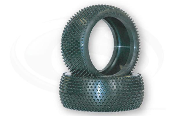 1:8 Schumacher Mini Pin - silber - Offroad Reifen (2)