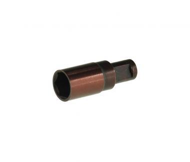 EDS Schnellwechsel CADDY Adapter (H6.35) für Akkuschrauber Spi