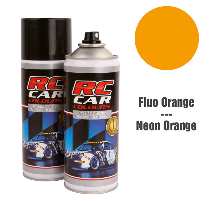 Lexan Spray Fluo Orange 150 ml