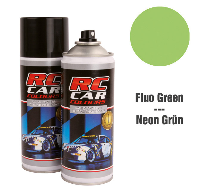 Lexan Spray Fluo Grün 150 ml