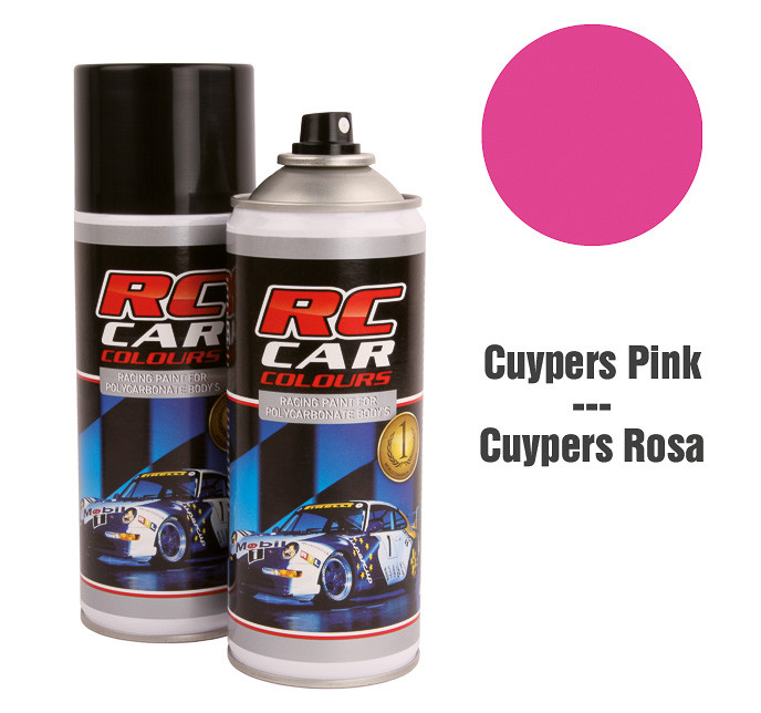 Lexan Spray  Cuypers Pink 150 ml