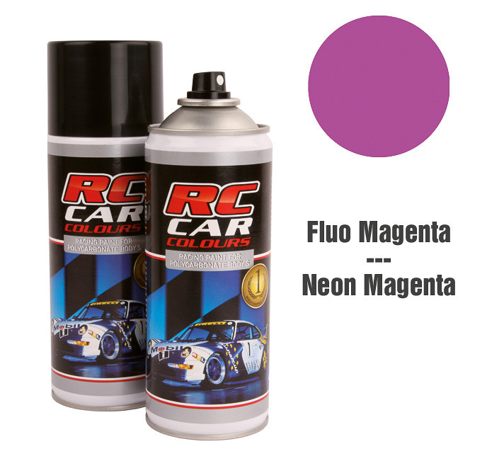 Lexan Spray Fluo Pink 150 ml