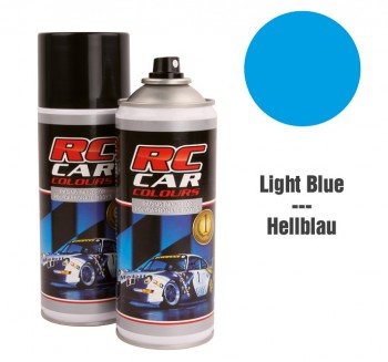 Lexan Spray Hellblau 150 ml
