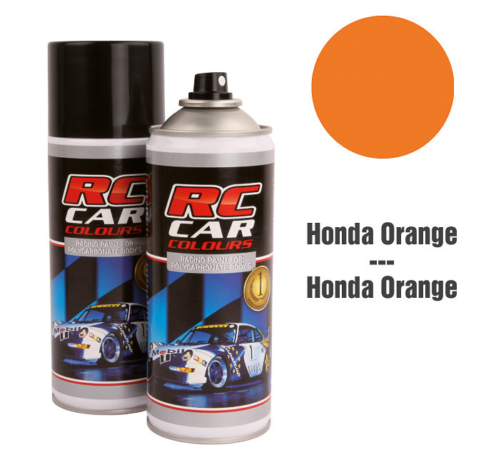 Lexan Spray Honda Orange 150 ml