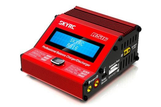 Ladegerät Racing Star RS16 DC LiPo 1-6s 16Amp 180W