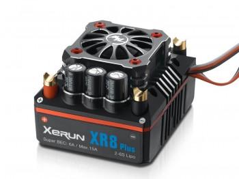 Hobbywing Xerun Brushless Regler 150A XR8 3-6s für 1/8