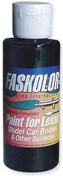 Faskolor Standard Schwarz 60ml