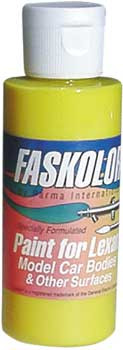 Faskolor Standard Gelb 60ml