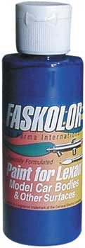 Faskolor Standard Blau 60ml