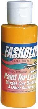 Faskolor Standard Orange 60ml