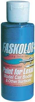 Faskolor Fluorescent Blau 60ml