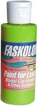 Faskolor Fluorescent Grün 60ml