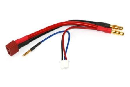 Rockamp RC Car 2S Ultra Plug Kabel mit Balancer