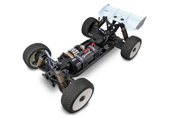 TEKNO EB48 4 1/8th Competition Electric Buggy Kit-TKR8000