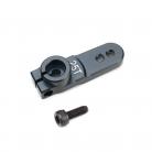 TKR5253B-Aluminum Servo Horn (25T spline, M3 clamp, double hole)