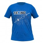 Tekno RC T-Shirt Gr. XXL (diff blueprint, Next Level, dark blue)