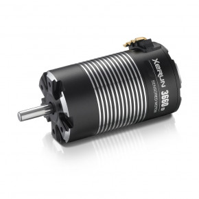 Hobbywing Xerun 3660SD- SCT Brushless Motor 4300kV Sensored 5mm Welle