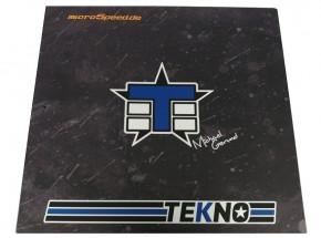 MicroSpeed -Schraub & Setup Board im TEKNO RC Style  (Truggy)