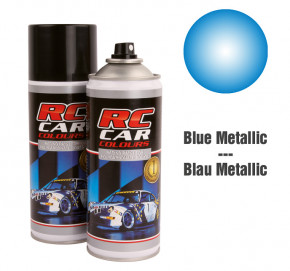 Lexan Spray Metallic Blau Nr 932 150ml