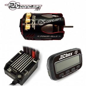 RC Concept SC10R + ECR 5.5 + EC BOX