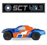SCT410.3 1/10th 4WD Competition Short Course Truck