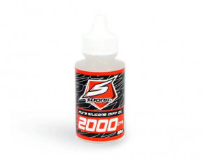 SWORKz Silikon Differentialöl 2000cps 60ml