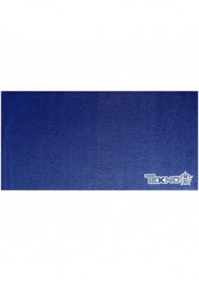 TKR1121-Pit Mat (Tekno RC logo, dark blue, 2'x4′)